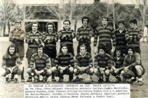 Seniores 1973/74